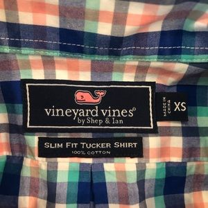 Vineyard Vines Shirts - Vineyard Vines men's slim fit Tucker Shirt